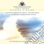 Richard strauss cd musicale di Royal philharmonic orchestra