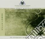 Royal Philharmonic Orchestra - Villa,lobos,gomes,moncayo,ginastera: Bachianas Brasileiras cd musicale di Royal philharmonic orchestra