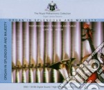 Royal Philharmonic Orchestra - Organ In Splendour And Majesty cd musicale di Royal philharmonic orchestra