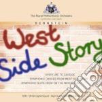 Royal Philharmonic Orchestra - Bernstein: West Side Story cd musicale di Royal philharmonic orchestra