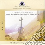 Royal Philharmonic Orchestra - Bruch: Violin Concerto No.1 cd musicale di Orch. R.philarmonic