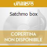 Satchmo box cd musicale di Louis Armstrong