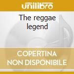 The reggae legend cd musicale