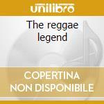 The reggae legend cd musicale