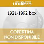 1921-1992 box cd musicale di Astor Piazzolla