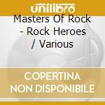 Masters of rock cd musicale di Artisti Vari
