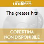 The greates hits cd musicale di Louis Armstrong