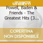 The greatest hits cd musicale di Baden Powel