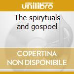 The spirytuals and gospoel cd musicale di Golden gate quartet