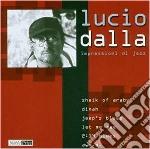 Lucio Dalla - Impressioni Di Jazz cd musicale di Lucio Dalla