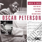 Oscar Peterson - Cheek To Cheek cd musicale di Oscar Peterson