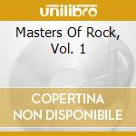 Master of rock vol.1 cd musicale