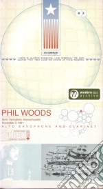 Anything goes cd musicale di Phil Woods