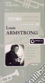 Classic jazz cd musicale di Louis Armstrong