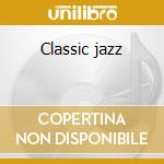 Classic jazz cd musicale di Django Reinhardt