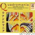 Giacomo Puccini - Manon Lescaut/ Madame Butterfly cd musicale di PUCCINI