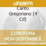 CANTO GREGORIANO, ORIGINAL RECORDINGS FR  cd musicale di AA.VV.