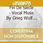 FIN DE SIèCLE                             cd musicale di AA.VV.