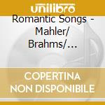 ROMANTIC SONGS                            cd musicale di AA.VV.