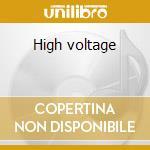 High voltage cd musicale di Tangerine Dream