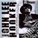 Blues is the healer cd musicale di J.l.hooker