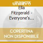 Everyone's wrong but me cd musicale di Ella Fitzgerald