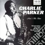 Charlie Parker - Now's The Time cd musicale di Charlie Parker