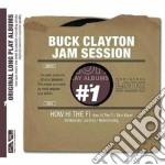 HOW HI THE FI                             cd musicale di Buck Clayton