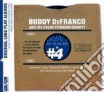 Buddy De Franco & Oscar Peterson Quartet - Buddy De Franco & Oscar Peterson Quartet cd musicale di Peterson De franco b