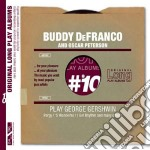 Play george gershwin cd musicale di Pet De franco buddy