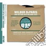 Wilbur Deparis - Marchin' And Swingin' cd musicale di Deparis Wilbur