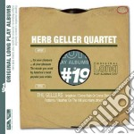 Herb Geller - The Gellers cd musicale di Herb Geller