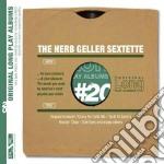 Herb Geller - Sextette cd musicale di Herb Geller