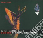 The king will come cd musicale di Ash Wishbone
