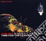 Magna Carta - Time For The Leaving-live cd musicale di Carta Magna