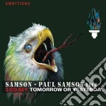 Tomorrow or yesterday-live cd musicale di Paul Samson