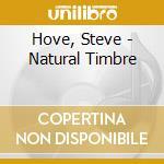 Natural timbre cd musicale di Steve Howe