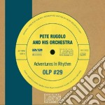 Adventures in rhythm cd musicale di Rugolo pete and his