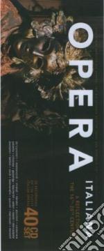 Opera italiana cd musicale di Artisti Vari