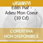 Adieu mon coeur - 100 tracks cd musicale