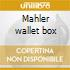 Mahler wallet box