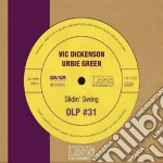 Dickenson / Green - Slidin' Swing cd musicale di Green Dickenson vic