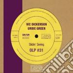 Slidin' swing cd musicale di Green Dickenson vic
