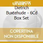 Complete organ works cd musicale di Dietrich Buxtehude