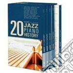 Jazz piano history cd musicale di ARTISTI VARI