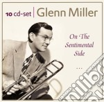 On the sentimental side cd musicale di Glenn Miller