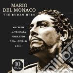 The roman hero cd musicale di Del monaco mario