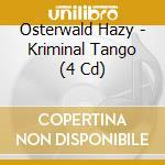 Kriminal tango cd musicale di Hazy Osterwald