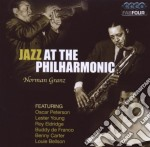 Jazz at the philarmonic cd musicale di Artisti Vari