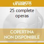 25 complete operas cd musicale di Maria Callas